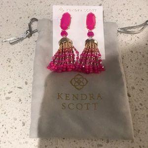Kendra Scott Dove Beaded Earrings